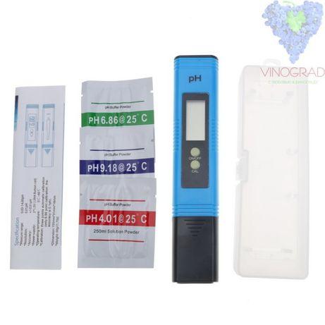 PH-метр для измерения кислотности воды, растворов. ПШ метр. PH метр