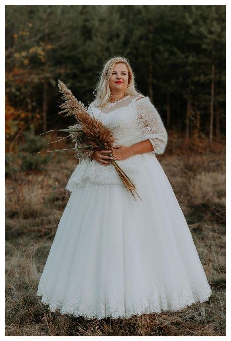 sprzedam suknie ślubną Polkowice - image 1