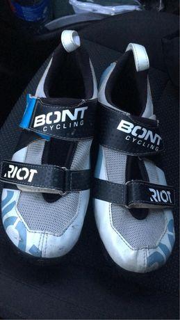 Vendo sapatos bont Riot TR+