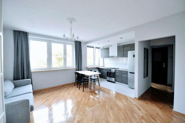 2 pokoje METRO Wierzbno - ciche, jasne mieszkanie
