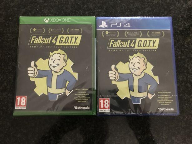Fallout 4 goty ps4 e xbox one
