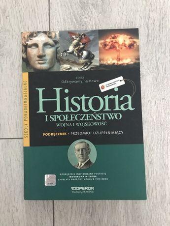 Historia i społeczeństwo podręcznik
