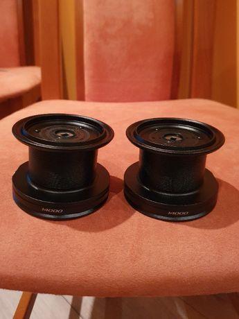 Nowe Szpule Do Shimano Ultegra CI4+ 14000 XTC + Redukcje 10000 i 6000