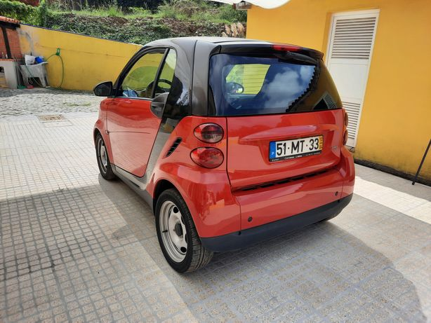 Smart Fortwo 2012 Coupe mhd Gasolina - Impecável