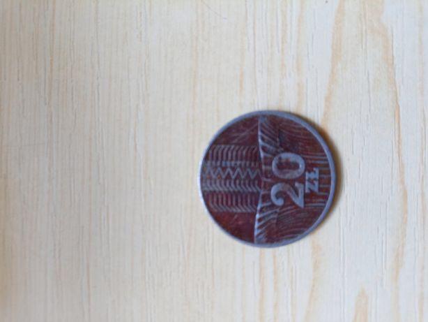 Moneta 20 zł wyjątkowa