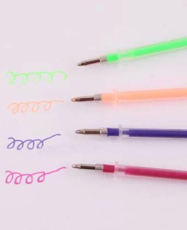 Nowe żelowe wkłady do długopisów