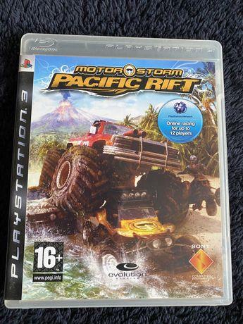 Gra PS3 motorstorm pacific rift