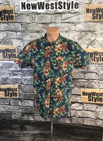 Koszula męska krótki rękaw * C.W.S.* XL