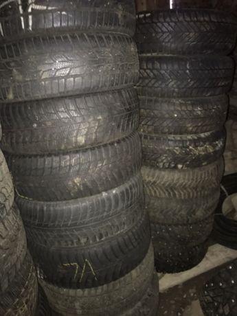 Продам зимові шини різних розмірів