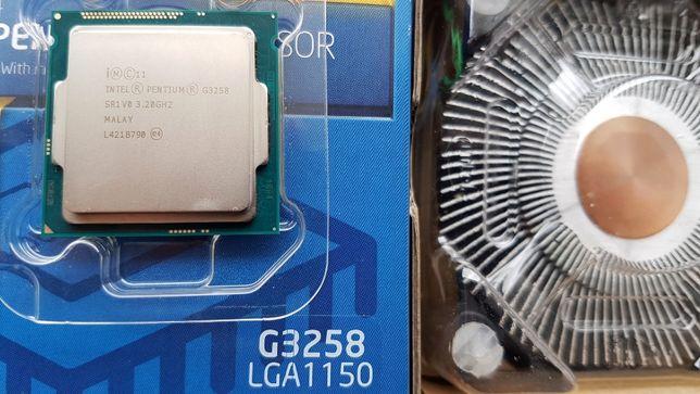 Processador Intel® Pentium® G3258 | Pentium® Anniversary Boost