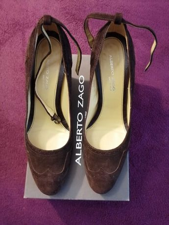 Włoskie buty. Nowe