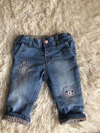 Джинси на девочку zara hm 68 размер,джинси h&m на дівчинку