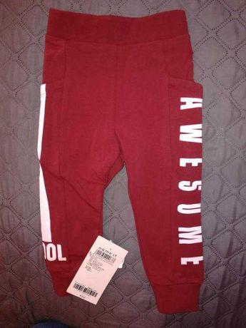Спортивні штани Name it для дівчинки