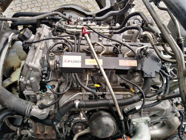 Motor Mitsubishi canter 4p10