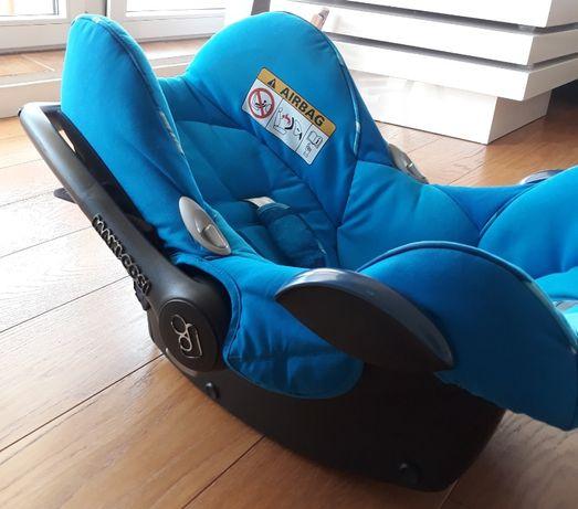 fotelik do samochodu dla niemowlaka