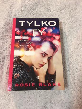 Książka Tylko ty Rosie Black
