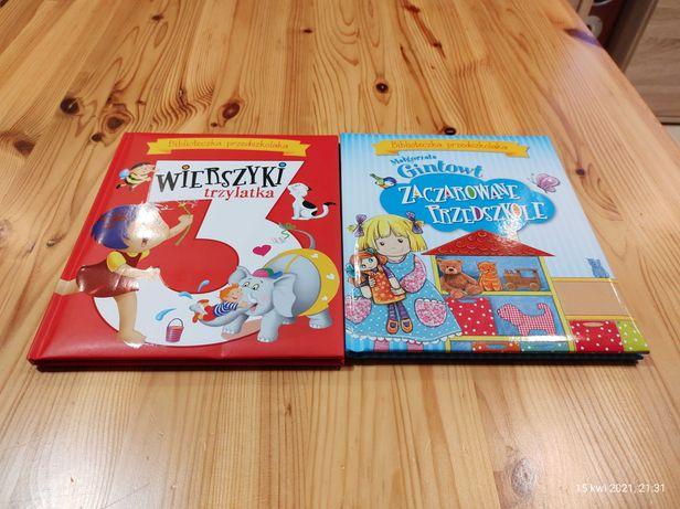 Biblioteczka przedszkolaka. Książeczki dla maluchów, dzieci.