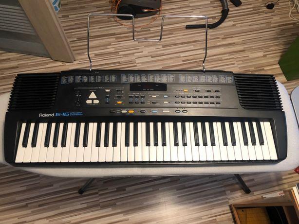 Keyboard Roland E-16 JAK NOWY!
