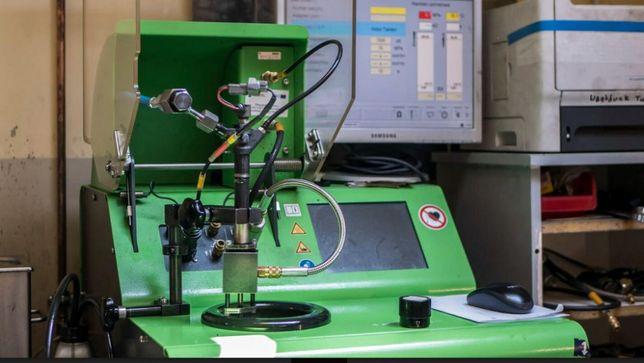 Regeneracja Naprawa Wtryskiwaczy Common Rail Bosch Denso Delphi VDO
