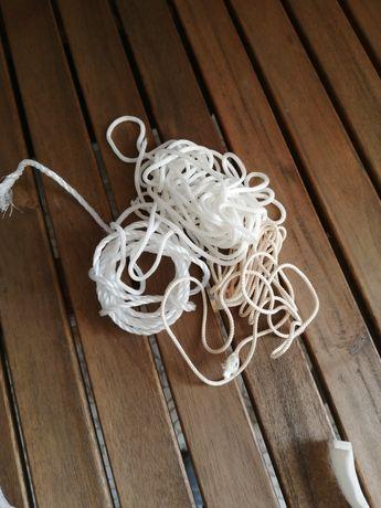 Lote restos de cordas