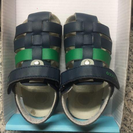 Sandalias Chicco 23 usadas 1 vez