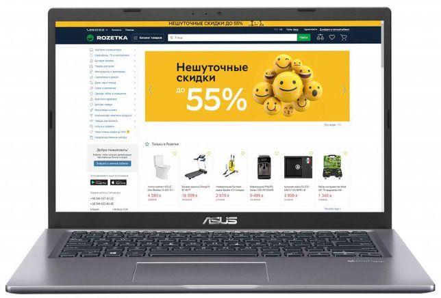 Почти новый (2 месяца) на гарантии Ноутбук Asus Laptop