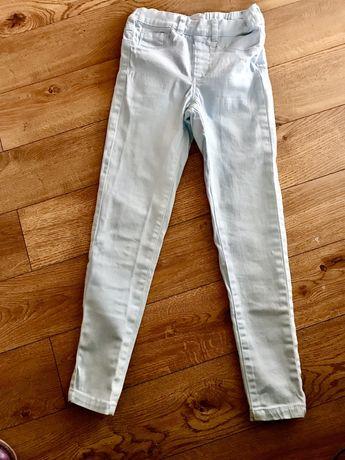 Spodnie roz.128 jak jeansy
