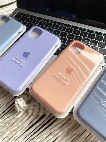 Case Apple iPhone 11 nowy z metkami LOGO etui obudowa pokrowiec