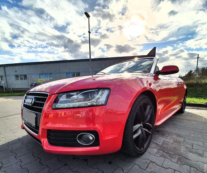 Audi A5 kabriolet s-line Bolszewo - image 1