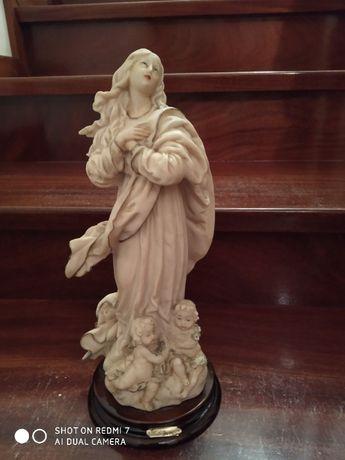 Estátua em gesso - peça Italiana
