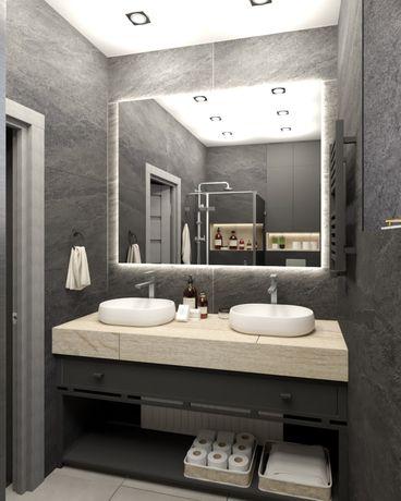 Дизайн-проект квартиры/дома от 4$/м2. Дизайнер интерьера.