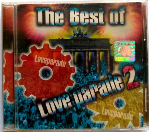 Love Parade 2 The Best Of 1997r