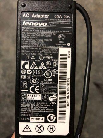 Vendo carregador - transformador de portátil Lenovo