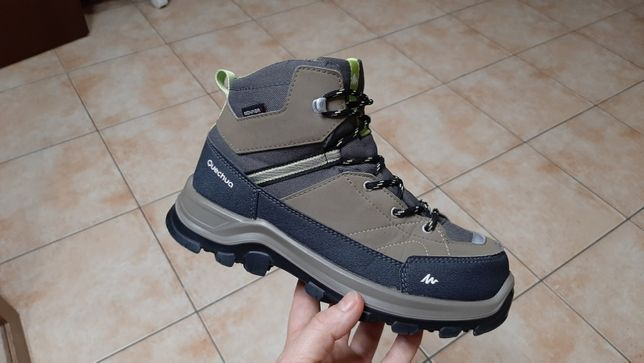 36р,стелька23см,Трекинговые кроссовки,ботинки Quechua (Кечуа) 500warm