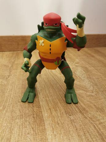Żółw Ninja - skacze, obraca się, dźwięk