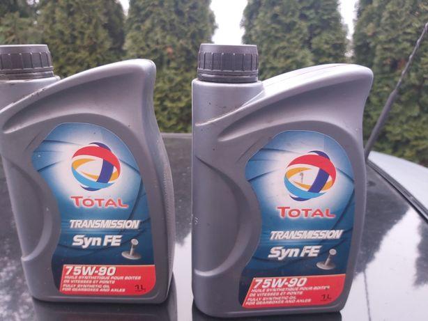 Olej przekladniowy Total syn fe  75w90