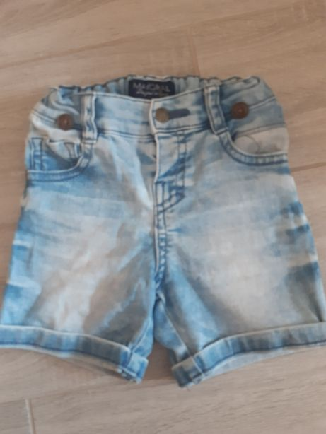 Spodenki jeansowe 2 szt