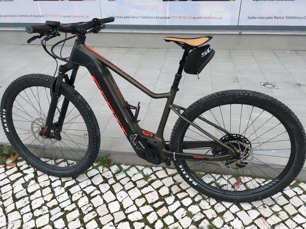 Bicicleta electica scott aspect como nova