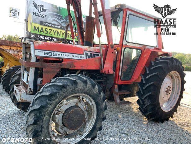 Massey Ferguson 595 Mkii 90km + Ładowacz Czołowy Tur Mf Nowe