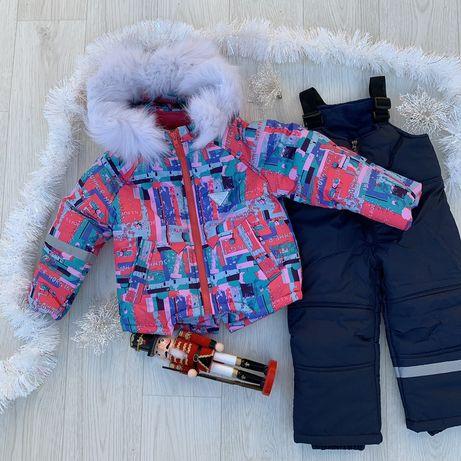 Зимний комбенизон, комбтнезон зима на мальчика, комбинезон для девочки