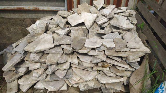 Marmur mozaika - kawałki