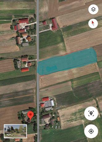 Działka Rolna z możliwością warunków zabudowy