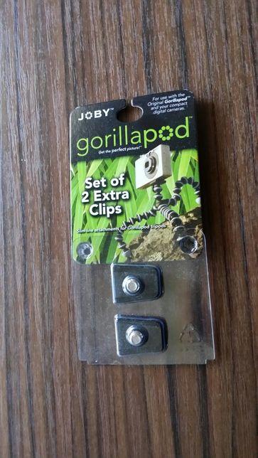 Clips gorillapod joby