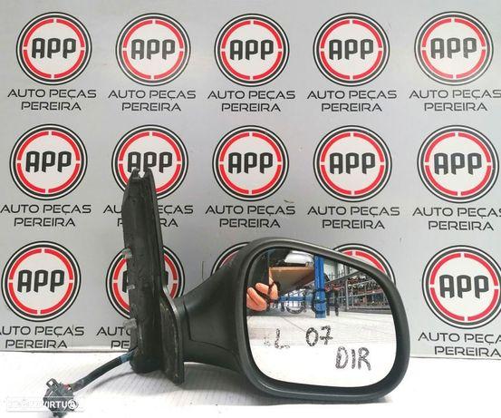 Espelho direito Seat Altea XL 2007 direito eléctrico, usado original.