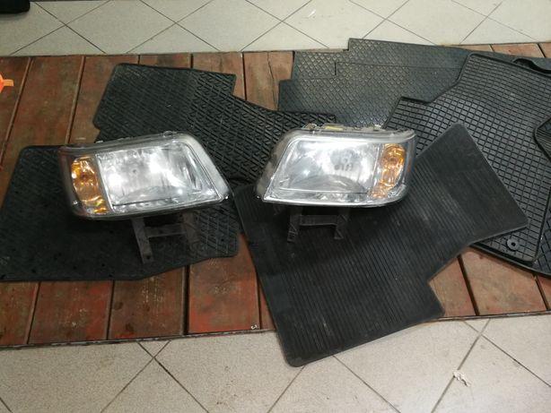 VW t5 volkswagen t5 lampy przód