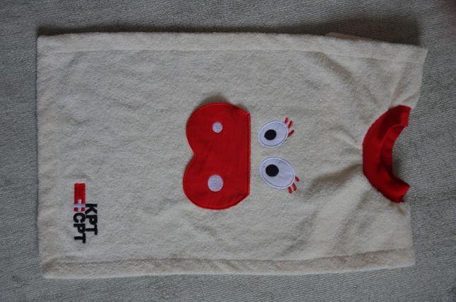 śliniak dla dziecka, 100% bawełna
