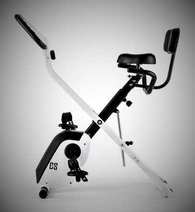 Rower treningowy mechaniczny pionowy