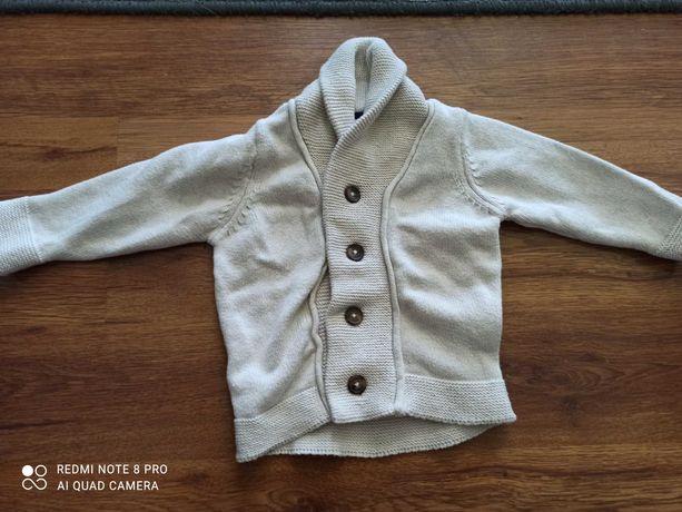 Sweter dla chłopca r. 68 Tapa a l'oeil