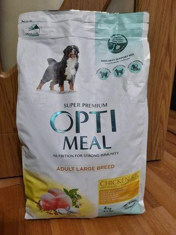 Корм Optimeal для собак