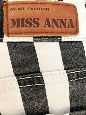 Spodnie rurki Miss Anna